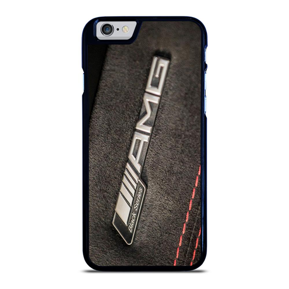 AMG MERCEDES BENZ EMBLEM iPhone 6 / 6S hoesje