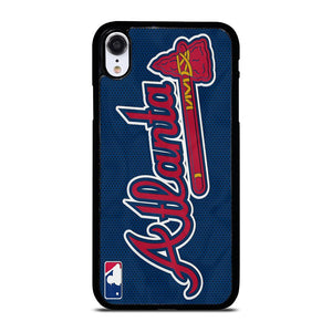 ATLANTA BRAVES JERSEY ICON iPhone XR Hoesje,iphone xr hoesje siliconen iphone xr hoesje hema,ATLANTA BRAVES JERSEY ICON iPhone XR Hoesje