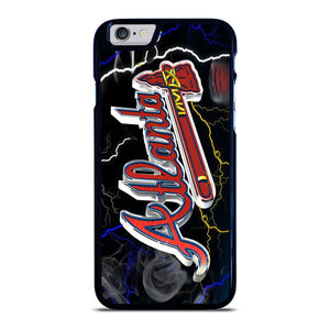 ATLANTA BRAVES LOGO iPhone 6 / 6S hoesje