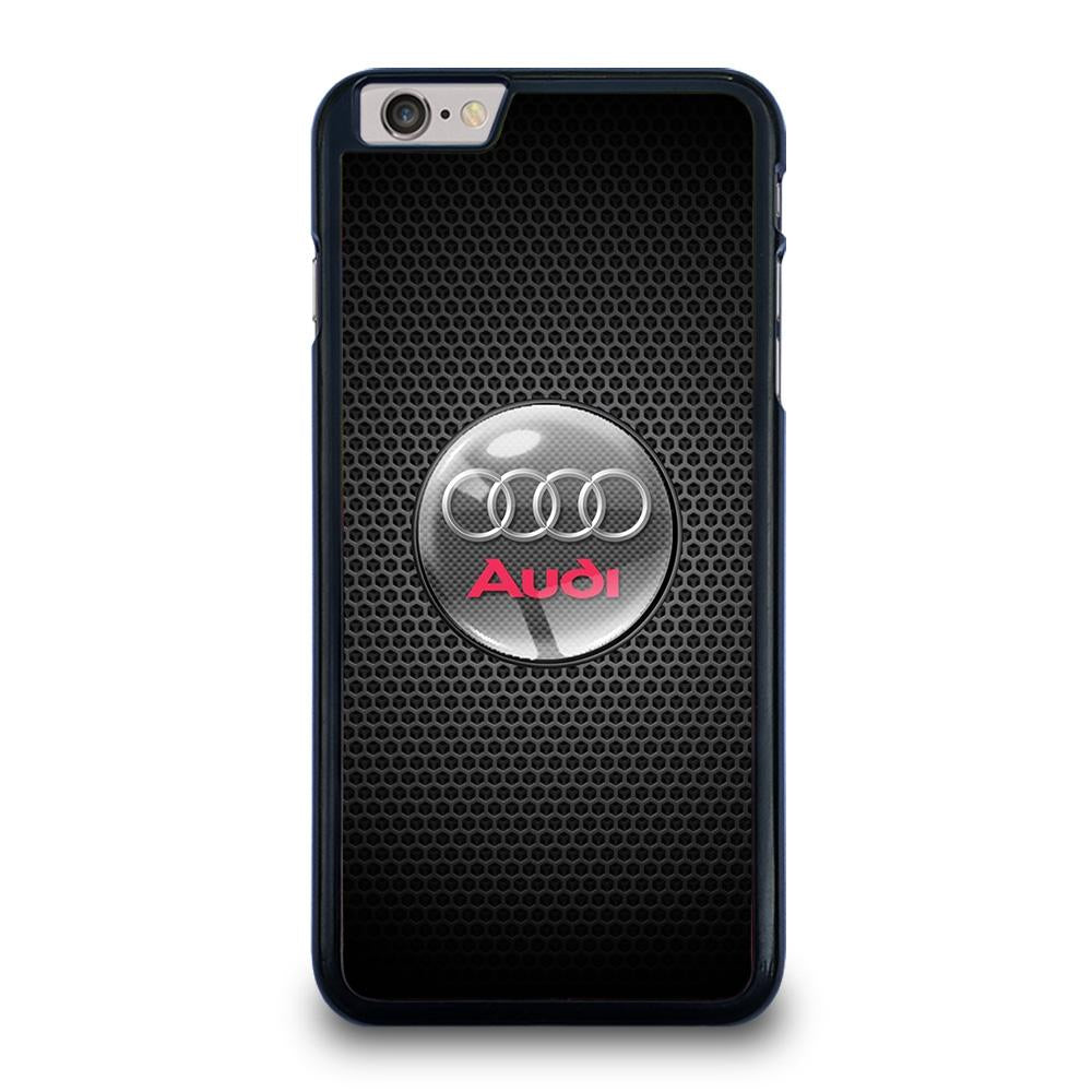 AUDI METAL LOGO iPhone 6 / 6S Plus Hoesje