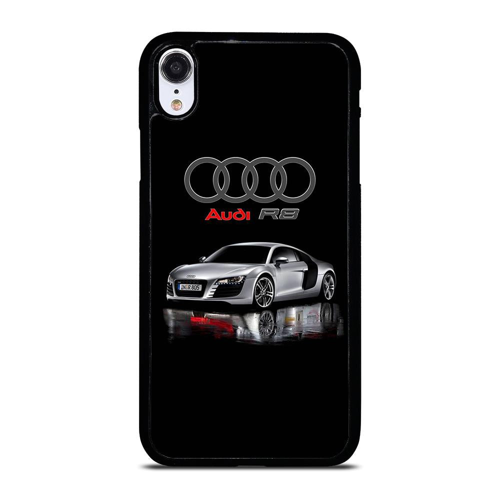 AUDI R8 CAR LOGO iPhone XR Hoesje,coolblue iphone xr hoesje beste iphone xr hoesje,AUDI R8 CAR LOGO iPhone XR Hoesje