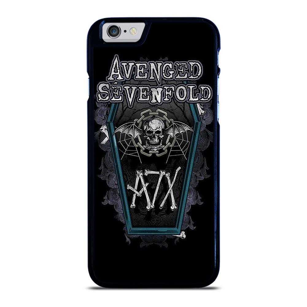 AVENGED SEVENFOLD A7X BAND iPhone 6 / 6S hoesje