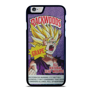 BACKWOODS CIGAR DRAGON BALL iPhone 6 / 6S hoesje