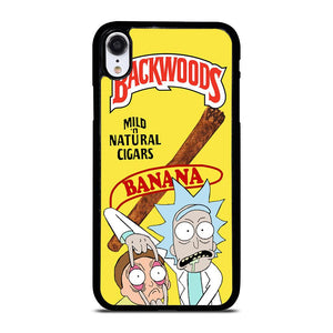 BACKWOODS RICK AND MORTY iPhone XR Hoesje,iphone xr hoesje doorzichtig iphone xr hoesje hema,BACKWOODS RICK AND MORTY iPhone XR Hoesje