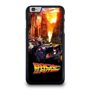 BACK TO THE FUTURE ART iPhone 6 / 6S Plus Hoesje
