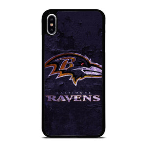 BALTIMORE RAVENS LOGO iPhone XS Max Hoesje,iphone xs max hoesje met magneet iphone xs max hoesje leer,BALTIMORE RAVENS LOGO iPhone XS Max Hoesje