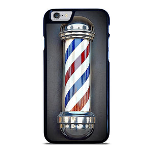 BARBER POLE HAIR CUT SYMBOL iPhone 6 / 6S hoesje - goedhoesje