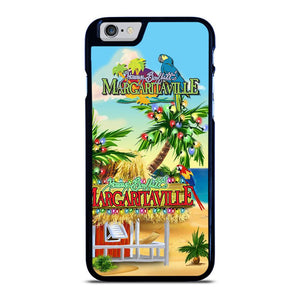 BEACH JIMMY BUFFETS MARGARITAVILLE iPhone 6 / 6S hoesje