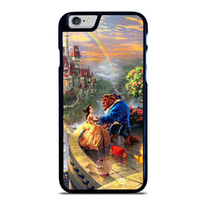 BEAUTY AND THE BEAST ART iPhone 6 / 6S hoesje - goedhoesje