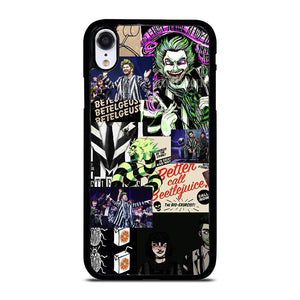BEETLEJUICE COLLAGE iPhone XR Hoesje,iphone xr hoesje transparant iphone xr hoesje,BEETLEJUICE COLLAGE iPhone XR Hoesje