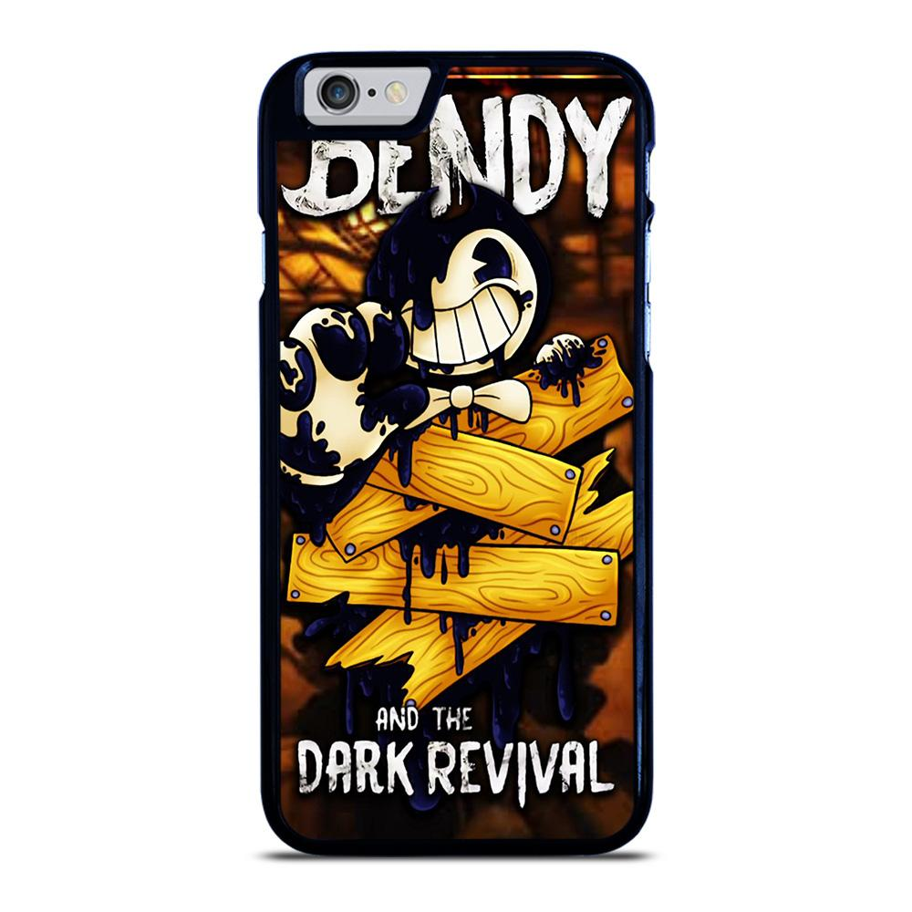 BENDY AND THE DARK REVIVAL iPhone 6 / 6S hoesje
