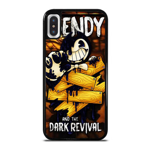 BENDY AND THE DARK REVIVAL iPhone X / XS Hoesje