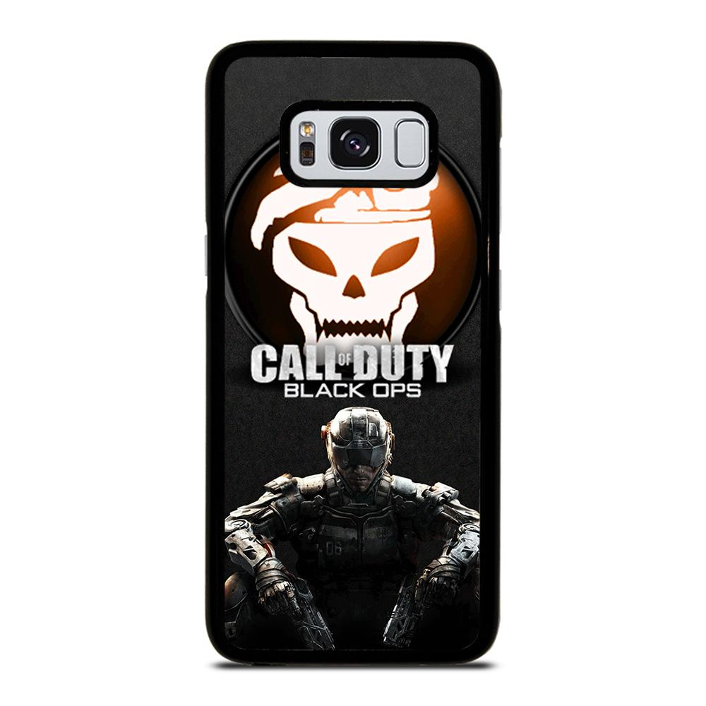 BLACK OPS CALL OF DUTY Cover Samsung Galaxy S8,cover s8 protezione completa cover s8  ,BLACK OPS CALL OF DUTY Cover Samsung Galaxy S8
