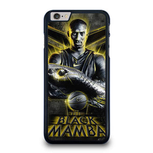 BLACK MAMBA KOBE BRYAN iPhone 6 / 6S Plus Hoesje