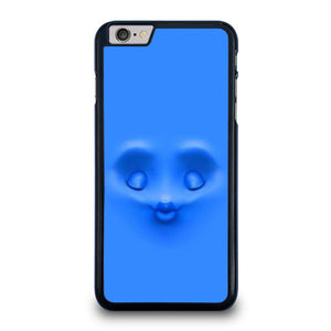 BLUE FACE KISS iPhone 6 / 6S Plus Hoesje