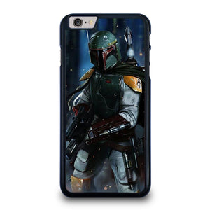 BOBA FETT STAR WARS iPhone 6 / 6S Plus Hoesje