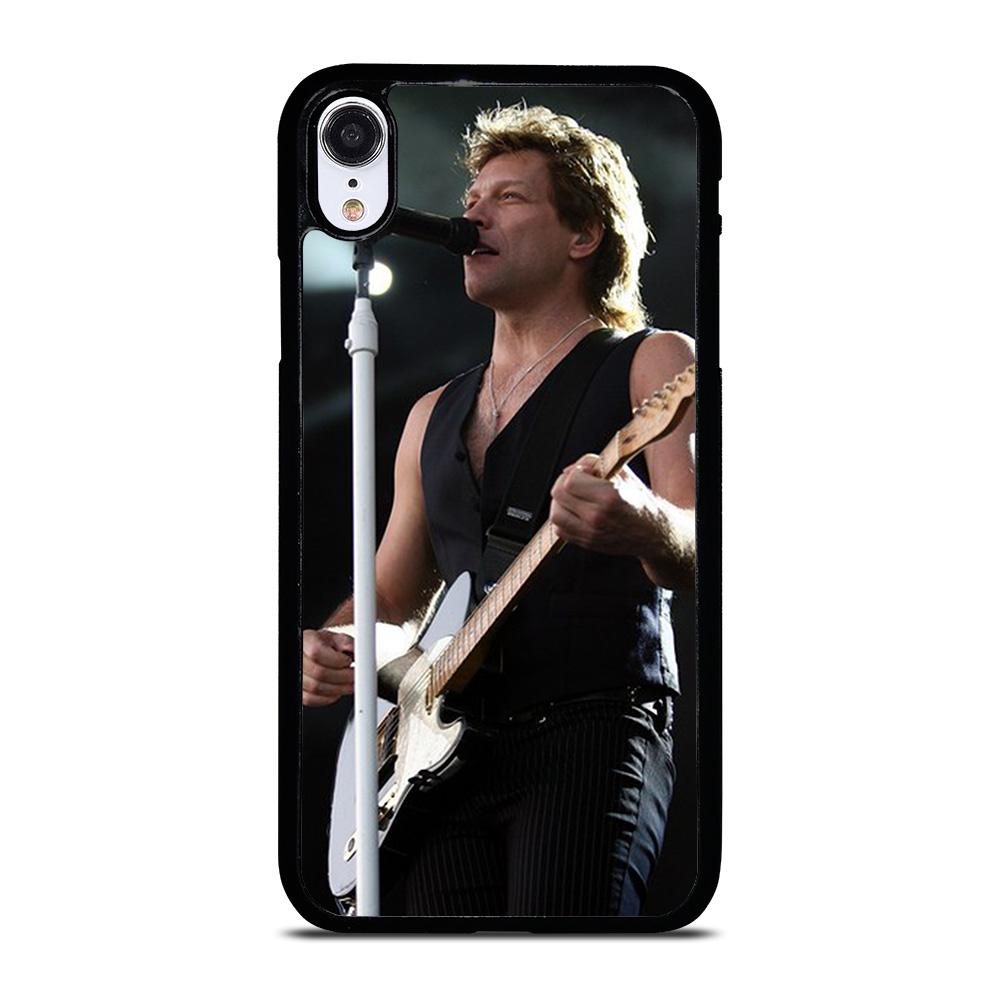 BON JOVI JON AND GUITAR iPhone XR Hoesje,iphone xr hoesje apple goedkope iphone xr hoesje,BON JOVI JON AND GUITAR iPhone XR Hoesje