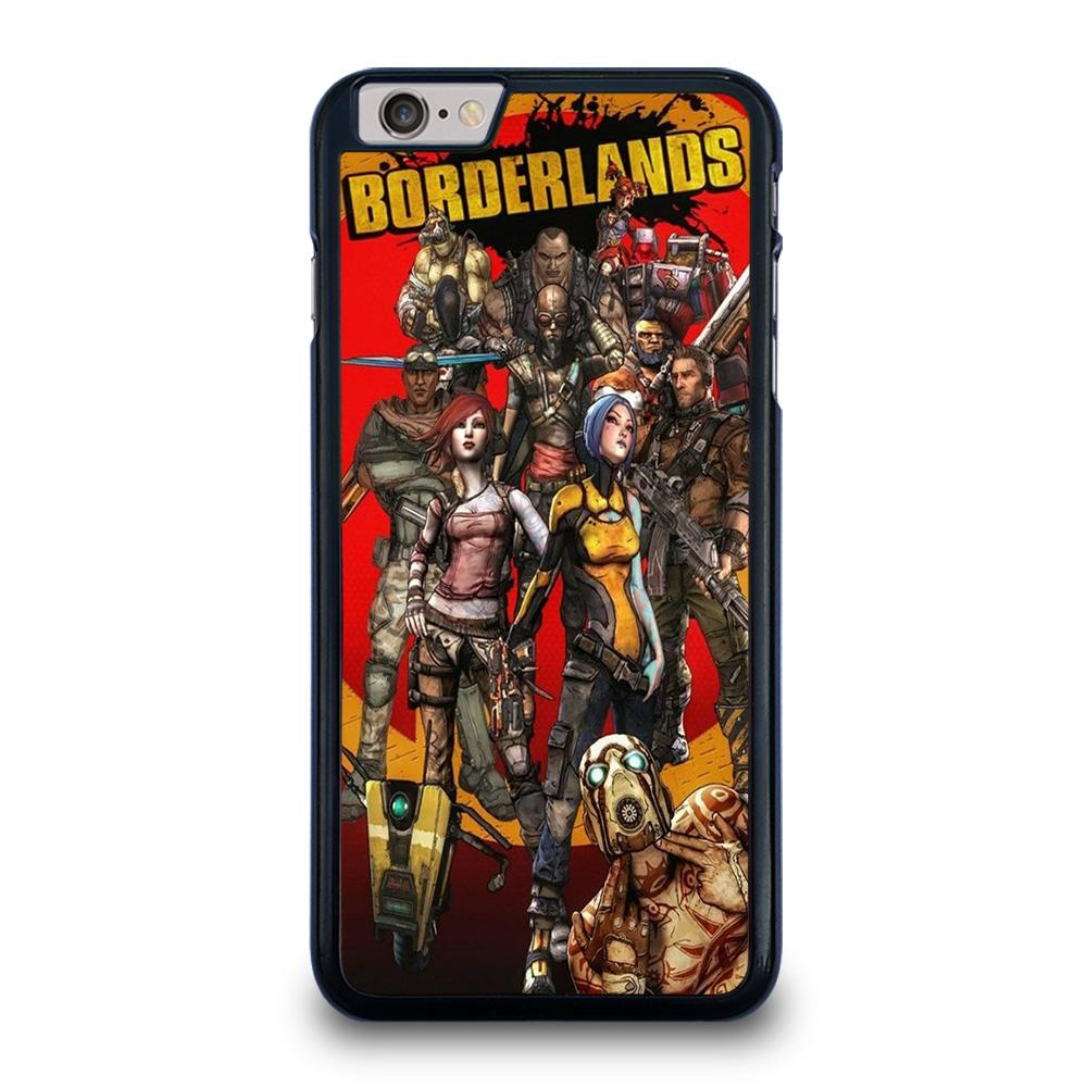 BORDERLANDS ALL CHARACTER iPhone 6 / 6S Plus Hoesje