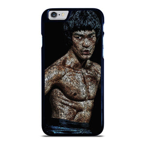 BRUCE LEE QUOTE ART iPhone 6 / 6S hoesje
