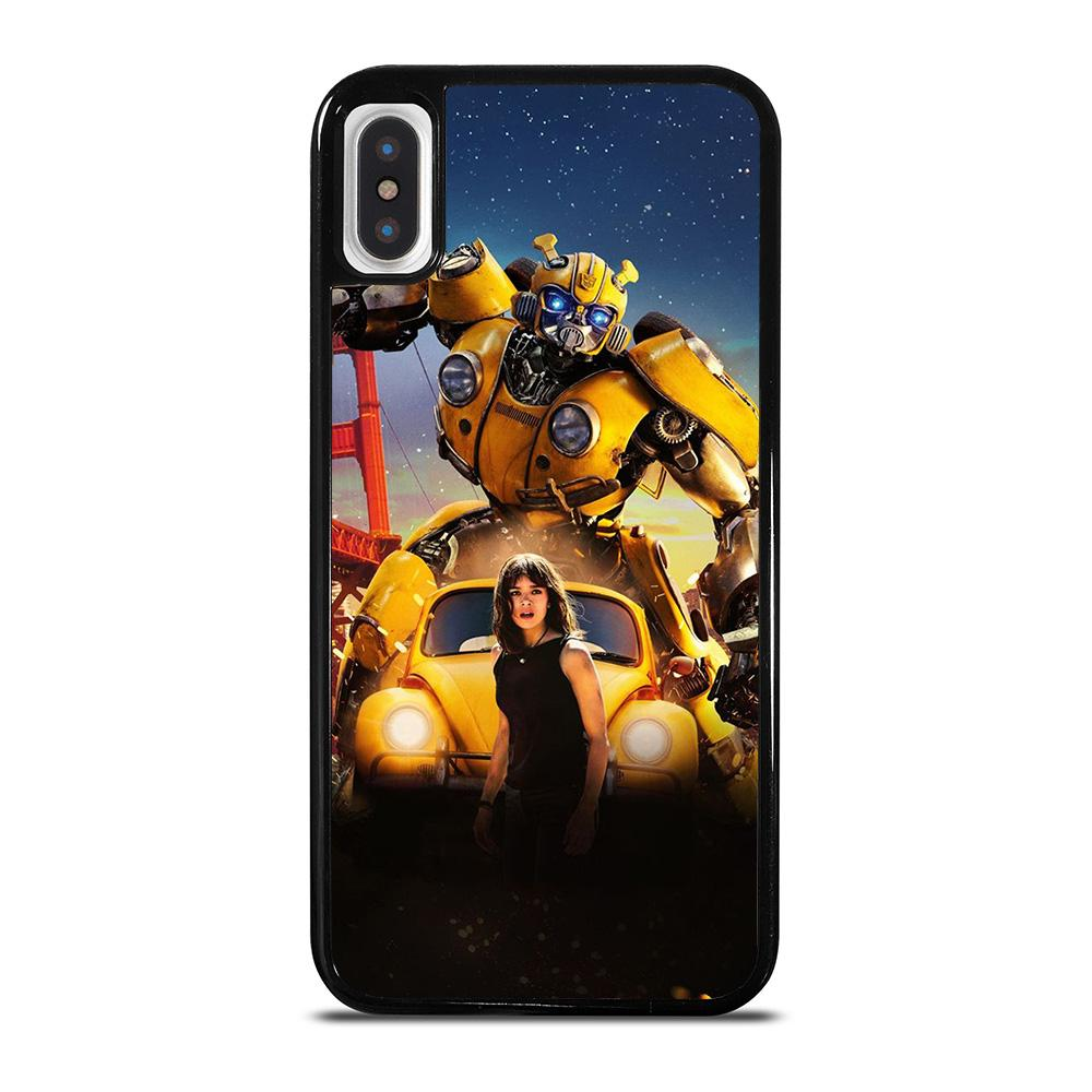 BUMBLEBEE TRANSFORMERS iPhone X / XS Hoesje