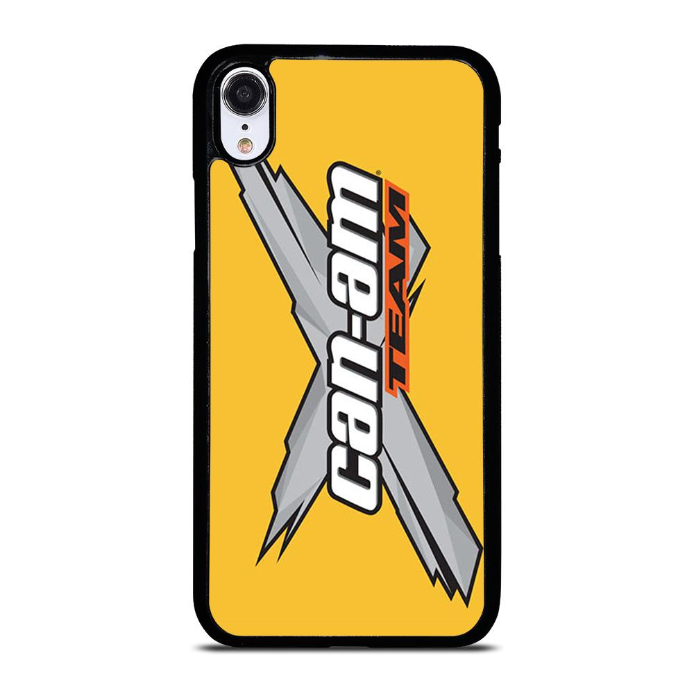 CAN-AM TEAM LOGO iPhone XR Hoesje,iphone xr hoesje siliconen iphone xr hoesje leer,CAN-AM TEAM LOGO iPhone XR Hoesje