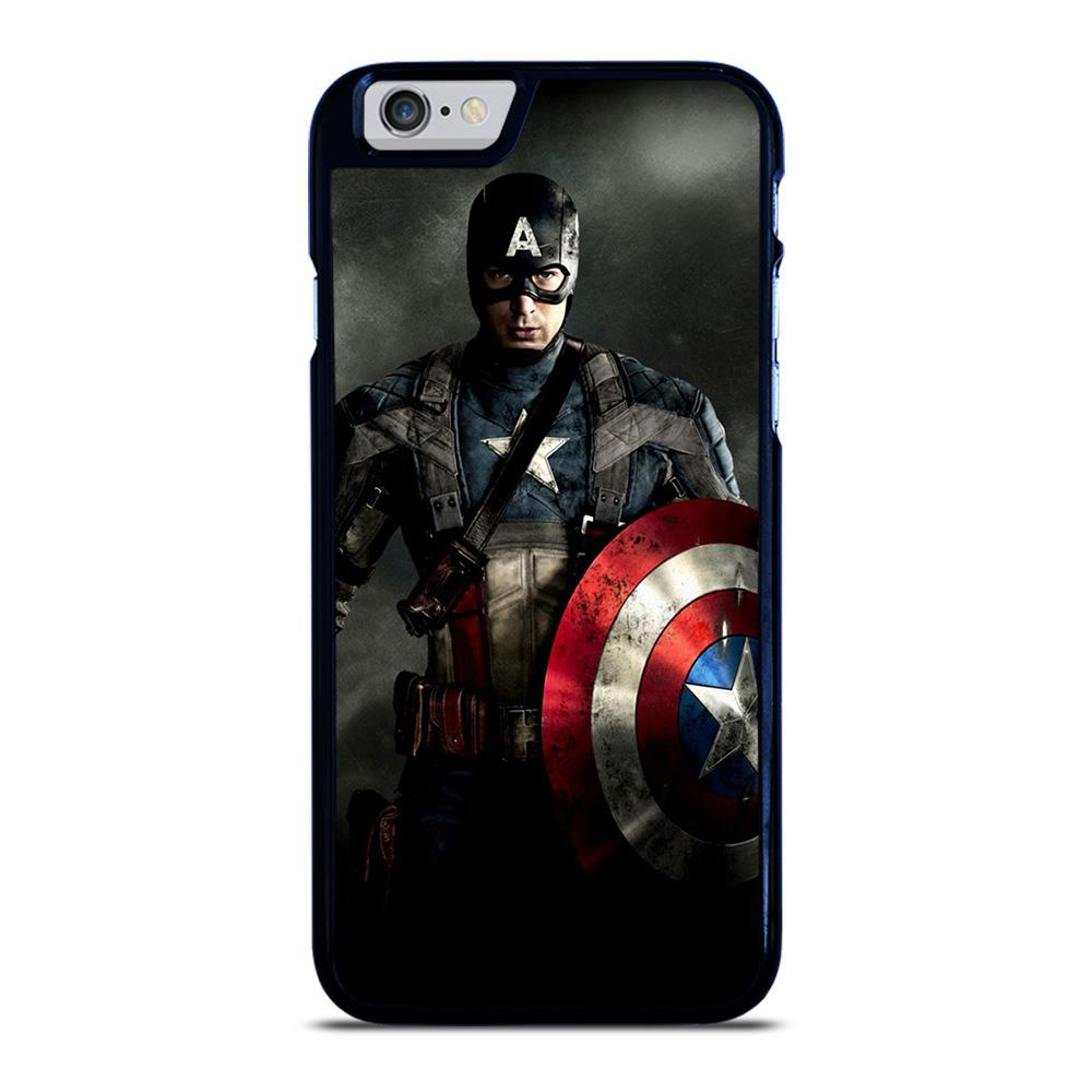 CAPTAIN AMERICA  MARVEL iPhone 6 / 6S hoesje
