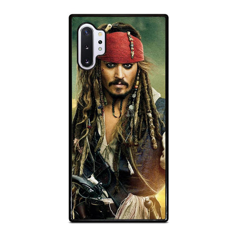 CAPTAIN JACK PIRATES OF THE CARIBBEAN Samsung Galaxy Note 10 Plus Hoesje