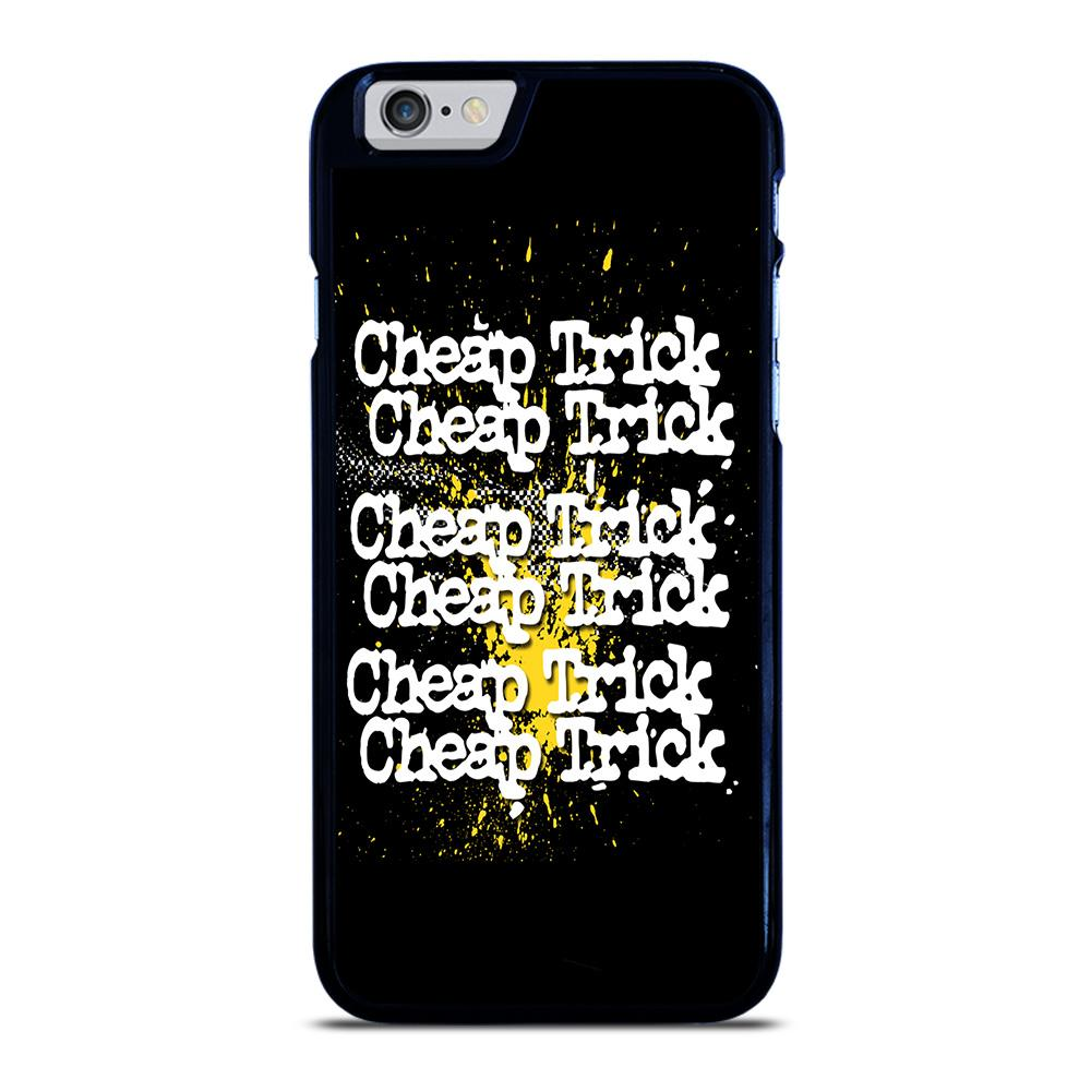 CHEAP TRICK BAND ART iPhone 6 / 6S hoesje