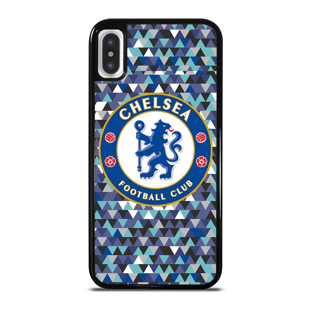 CHELSEA LOGO FOOTBALL CLUB iPhone X / XS Hoesje
