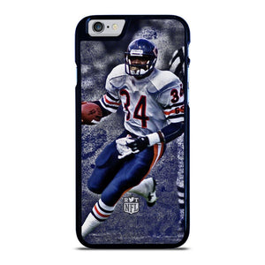 CHICAGO BEARS WALTER PAYTON NFL iPhone 6 / 6S hoesje