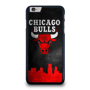 CHICAGO BULLS NBA LOGO iPhone 6 / 6S Plus Hoesje