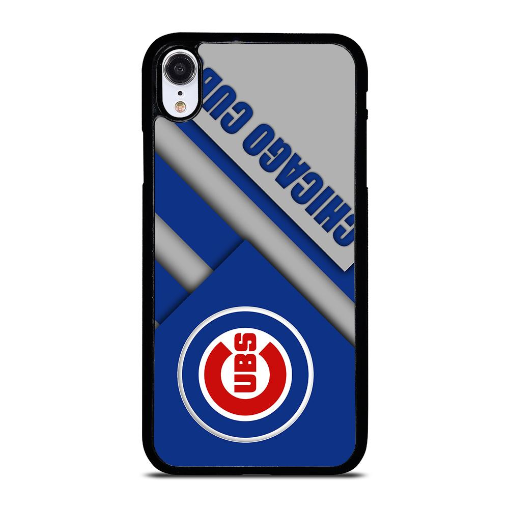 CHICAGO CUBS UBS MLB LOGO iPhone XR Hoesje,iphone xr hoesje iphone xr hoesje grip,CHICAGO CUBS UBS MLB LOGO iPhone XR Hoesje