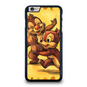 CHIP AND DALE CARTOON iPhone 6 / 6S Plus Hoesje