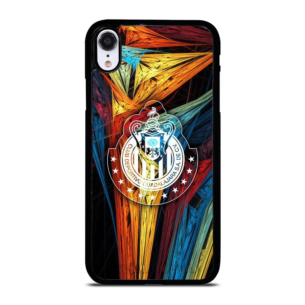 CHIVAS DE GUADALAJARA COLOR FULL iPhone XR Hoesje,iphone xr hoesje action iphone xr hoesje siliconen,CHIVAS DE GUADALAJARA COLOR FULL iPhone XR Hoesje
