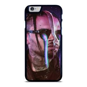 CHRIS BROWN iPhone 6 / 6S hoesje