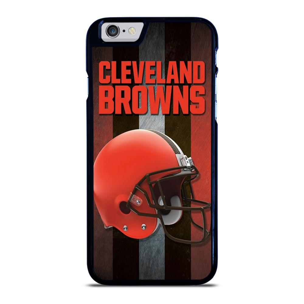 CLEVELAND BROWNS DAWG POUND FOOTBALL iPhone 6 / 6S hoesje