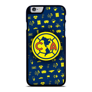 CLUB AMERICA AGUILAS FOOTBALL CLUB iPhone 6 / 6S Hoesje