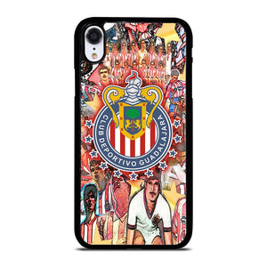 CLUB DEPORTIVO GUADALAJARA CHIVAS iPhone XR Hoesje,iphone xr hoesje leer iphone xr hoesje rood,CLUB DEPORTIVO GUADALAJARA CHIVAS iPhone XR Hoesje