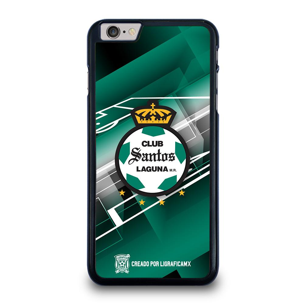 CLUB SANTOS LAGUNA FOOTBALL iPhone 6 / 6S Plus Hoesje