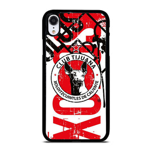 CLUB TIJUANA ZOLOITZCUINTLES LOGO iPhone XR Hoesje,iphone xr hoesje rood iphone xr hoesje kopen,CLUB TIJUANA ZOLOITZCUINTLES LOGO iPhone XR Hoesje