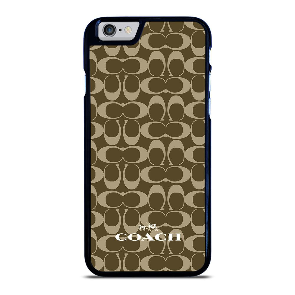 COACH NEW YORK ICON iPhone 6 / 6S hoesje