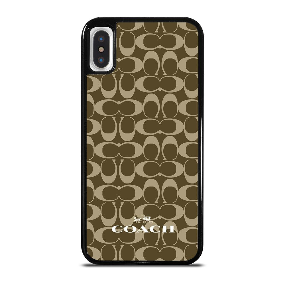 COACH NEW YORK ICON iPhone X / XS Hoesje