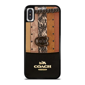COACH NEW YORK NEW iPhone X / XS Hoesje