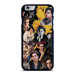 COLE SPROUSE COLLAGE iPhone 6 / 6S hoesje