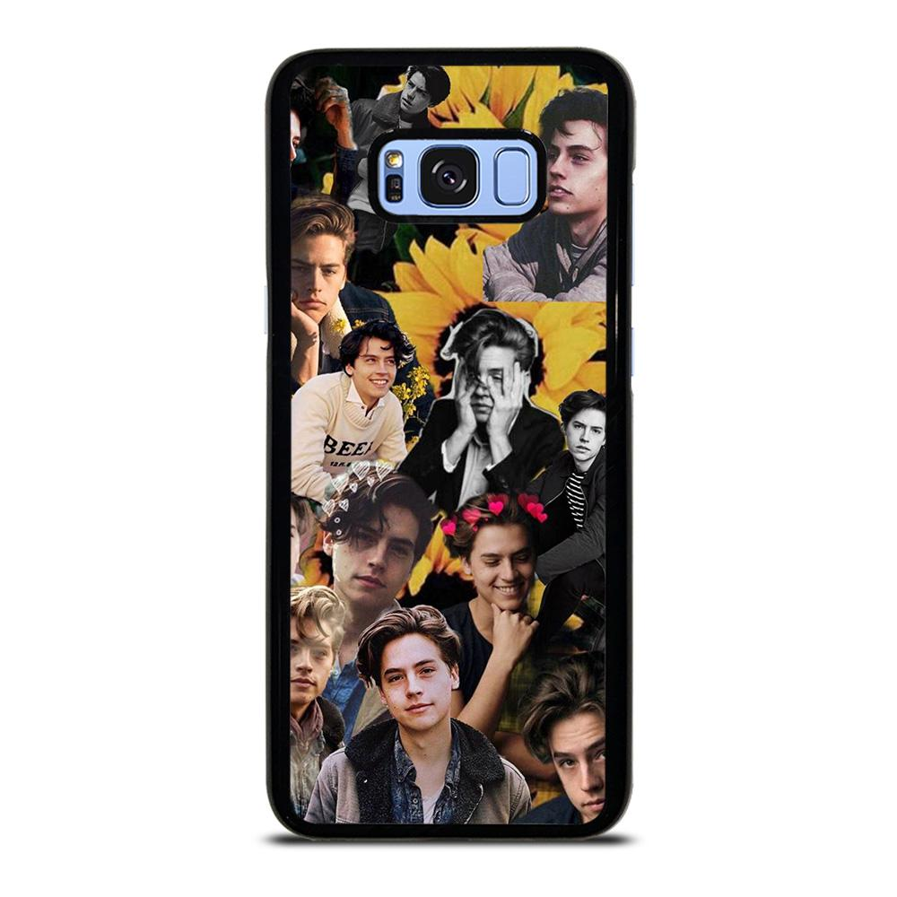 COLE SPROUSE COLLAGE Samsung Galaxy S8 Plus Hoesje,samsung s8 plus hoesje action samsung galaxy s8  hoesje,COLE SPROUSE COLLAGE Samsung Galaxy S8 Plus Hoesje