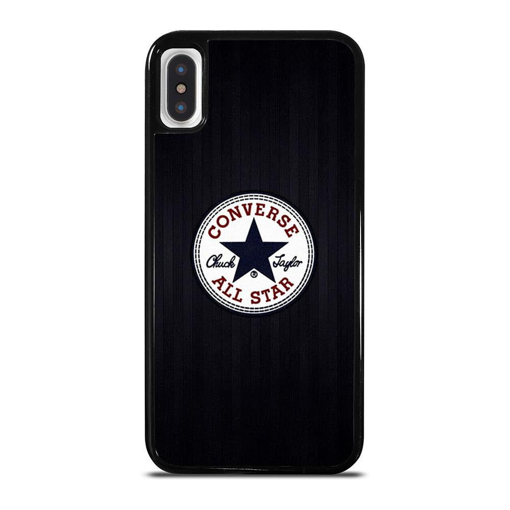 CONVERSE ALL STAR LOGO iPhone X / XS Hoesje