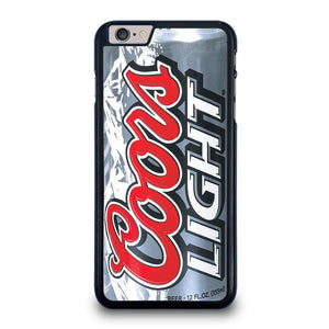 COORS LIGHT BEER iPhone 6 / 6S Plus Hoesje