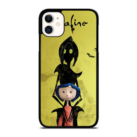 CORALINE CARTOON MOVIE iPhone 11 Hoesje,siliconen iphone 11 hoesje iphone 11 hoesje origineel,CORALINE CARTOON MOVIE iPhone 11 Hoesje
