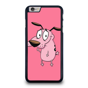 COURAGE THE COWARDLY DOG CARTOON iPhone 6 / 6S Plus Hoesje