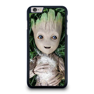 CUTE BABY GROOT iPhone 6 / 6S Plus Hoesje